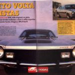 Glórias do passado – parte 2 Maverick GT