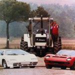 Tratores, Touros, Supercarros e 2 Italianos Cabeçudos
