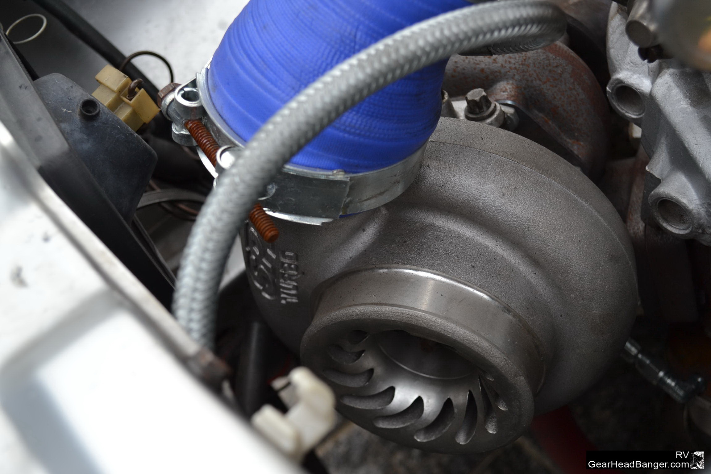 Gol Gus Motor 12