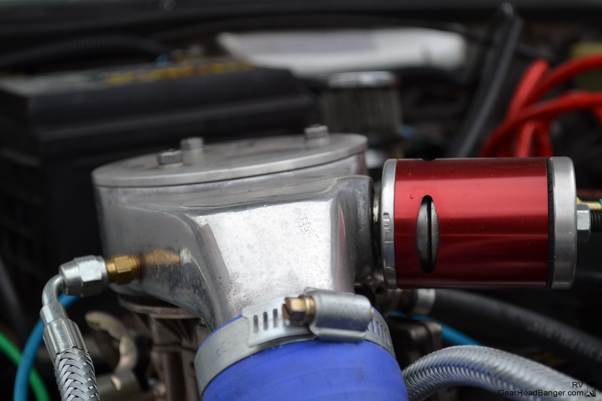 Gol Turbo GMaia Motor 07
