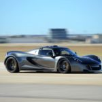 Venom GT Bate o Recorde de Velocidade Máxima