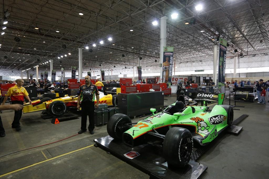 2012 IndyCar Sao Paulo