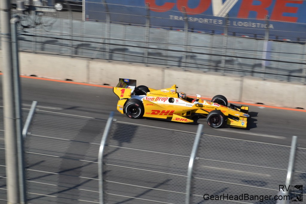 Hunter-Reay IndySP