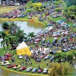 XVIII Encontro Paulista de Autos Antigos de Águas de Lindóia