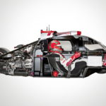 Por dentro do Audi R18 e-tron