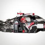 Por dentro do Audi R18 e-tron