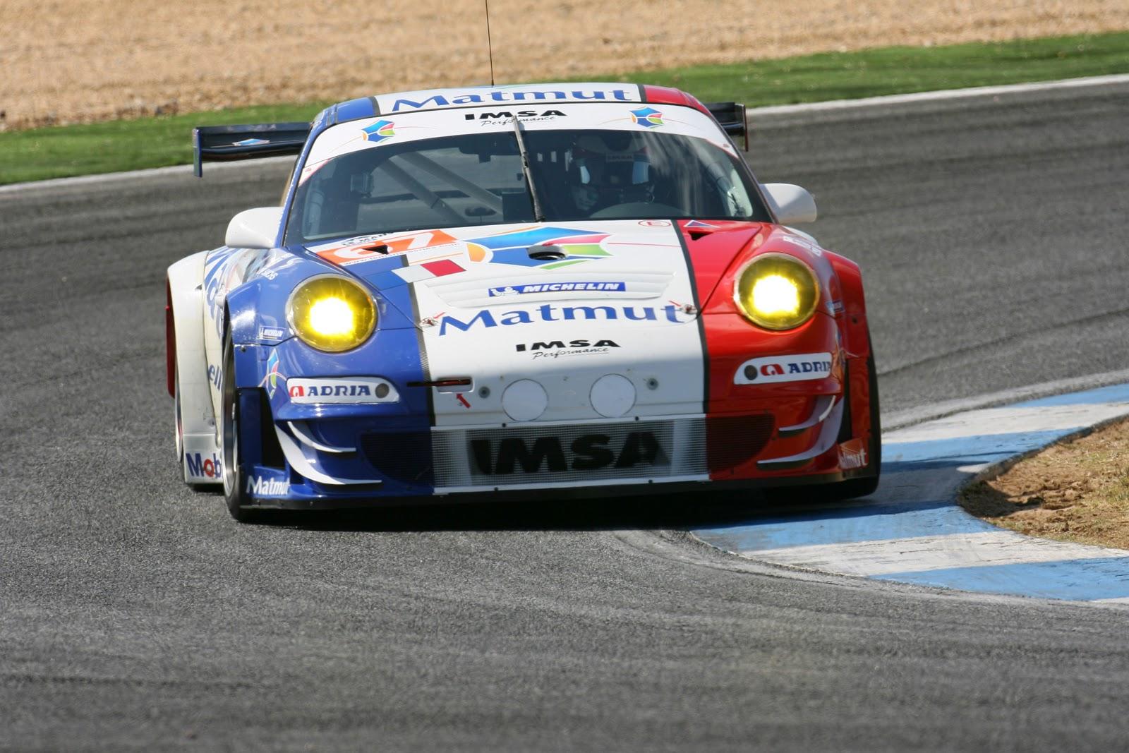 Porsche 76 Imsa Le Mans 2013