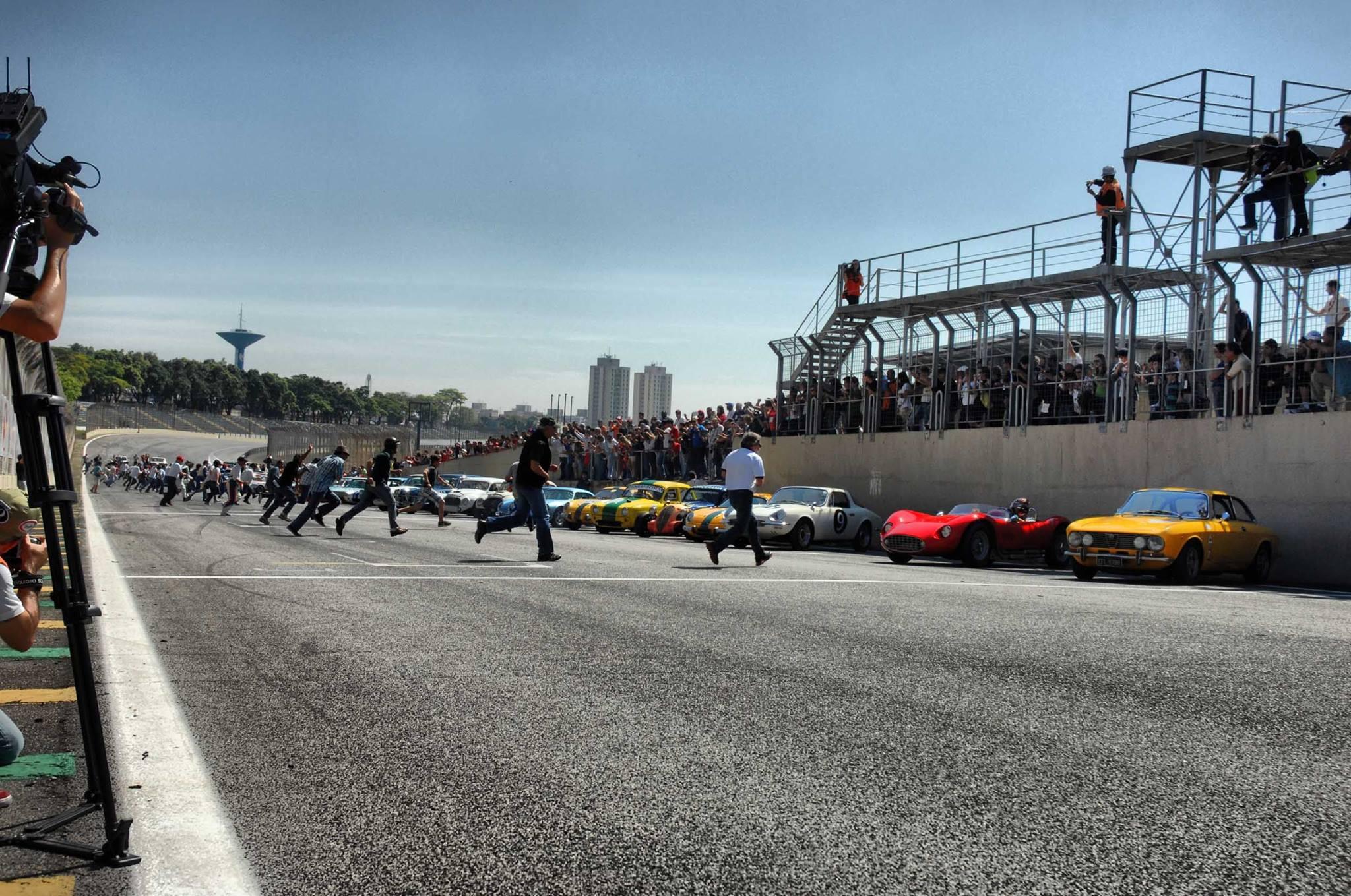 1 FB 500Km Largada Le Mans