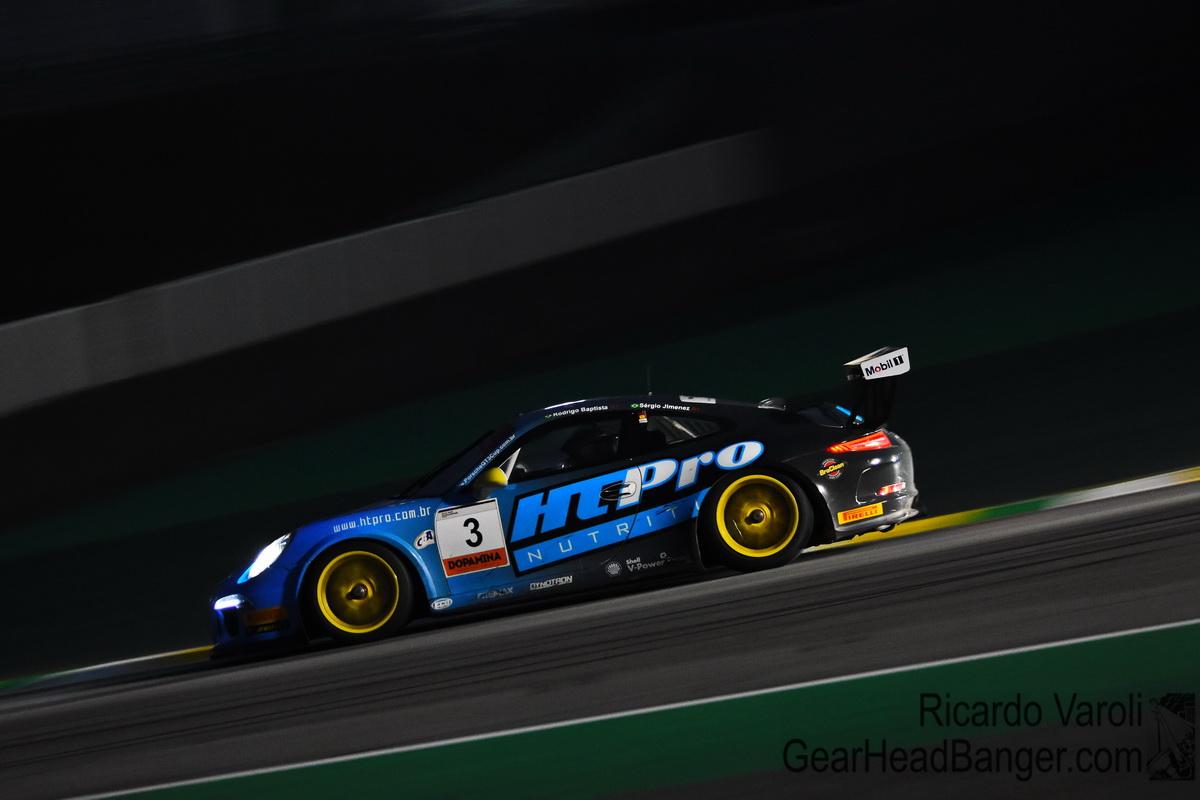 Porche GT3 Cup Challenge